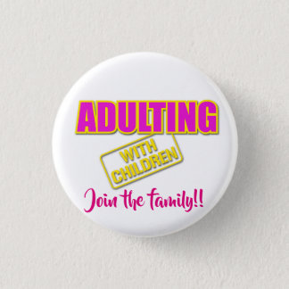 Adulting with Children Logo Button