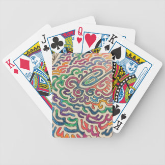 Adulting Zen Bicycle Playing Cards