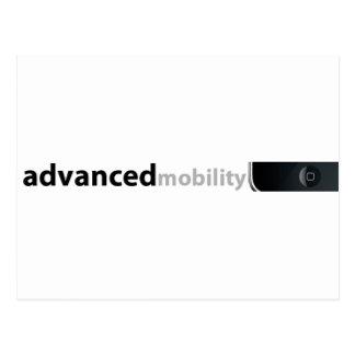 Advanced Mobility Postcard