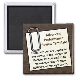 Advanced Performance Review Techniques Magnet