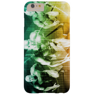 Advanced Technology as a IT Concept Background Barely There iPhone 6 Plus Case