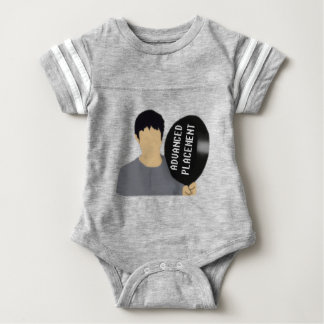 Advanceed Placement Baby Bodysuit
