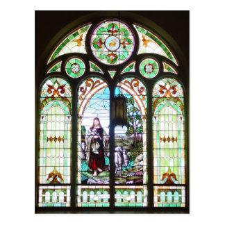 Advent Lutheran Church Postcard