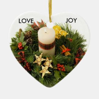 Advent Wreath Ornament