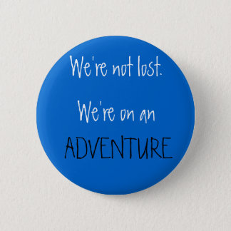 ADVENTURE 6 CM ROUND BADGE