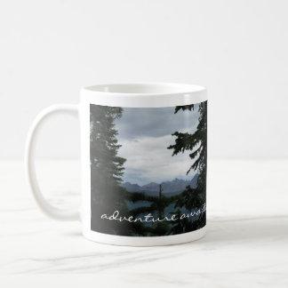 Adventure Awaits Mug- Colorado Rocky Mountains Coffee Mug