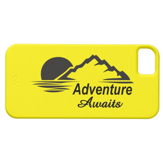 Adventure Awaits Nature Great Outdoors iPhone 5 Cases