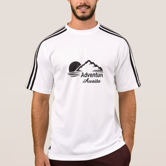Adventure Awaits Nature Great Outdoors T-Shirt