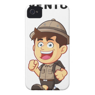 Adventure Boy Case-Mate iPhone 4 Cases