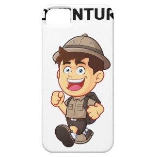 Adventure Boy iPhone 5 Cases