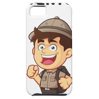 Adventure Boy iPhone 5 Cover