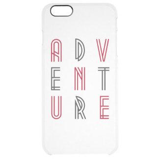 Adventure Clear iPhone 6 Plus Case