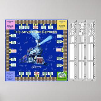 Adventure Express Poster