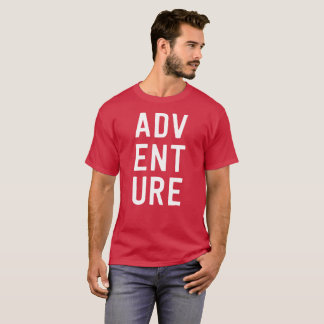Adventure fun outdoors lover graphic T-Shirt