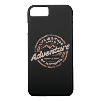 Adventure Glossy Phone Case