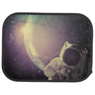 Adventure In Space Car Mat