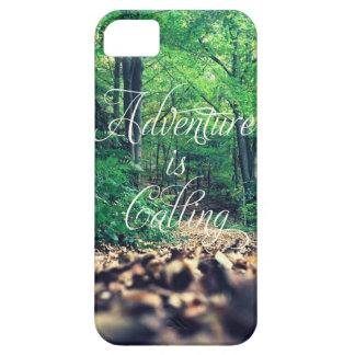 Adventure is calling barely there iPhone 5 case