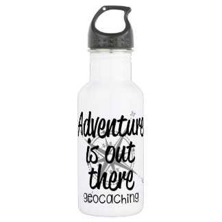 Adventure is Out There 532 Ml Water Bottle