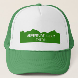 Adventure Is Out There! Snapback Hat