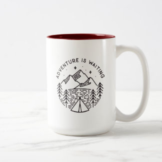 Adventure is Waiting Mug