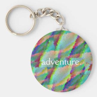 Adventure keychain