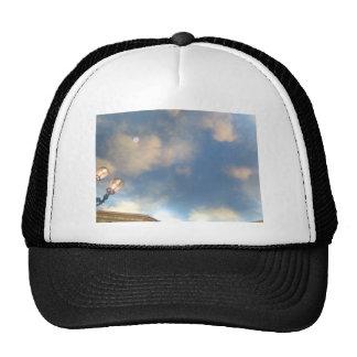 Adventure LAS VEGAS - Faux Roofline SKYLINE Moon Hat