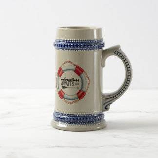 Adventure Life Ring Beer Stein