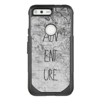Adventure map OtterBox commuter google pixel case