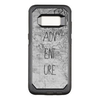Adventure map OtterBox commuter samsung galaxy s8 case