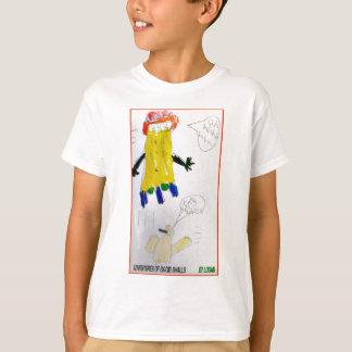 Adventure of Biggie Smalls 2 T-shirts