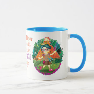 Adventure Princess Mug