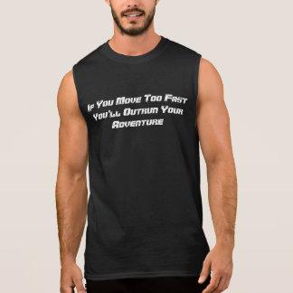 Adventure Sleeveless Shirt