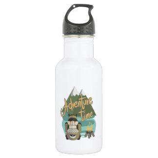 Adventure time 532 ml water bottle