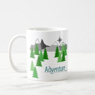 Adventure to the Mountains Coffee Mug