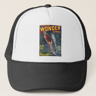 Adventure Underwater Trucker Hat