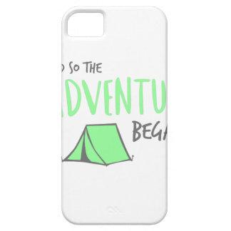 adventurebegan iPhone 5 cases