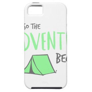 adventurebegan tough iPhone 5 case
