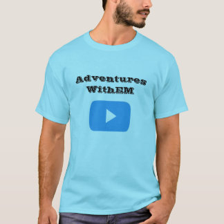 Adventures With Em Mens Tee