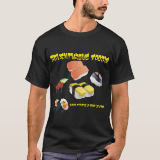 Adventurous Foodie T-Shirt