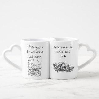Adventurous Lover's Mug