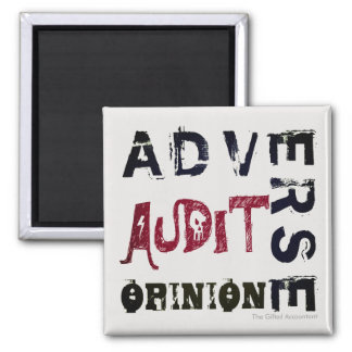 """Adverse Audit Opinion"" Magnet"