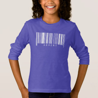 Advert Barcode T-Shirt