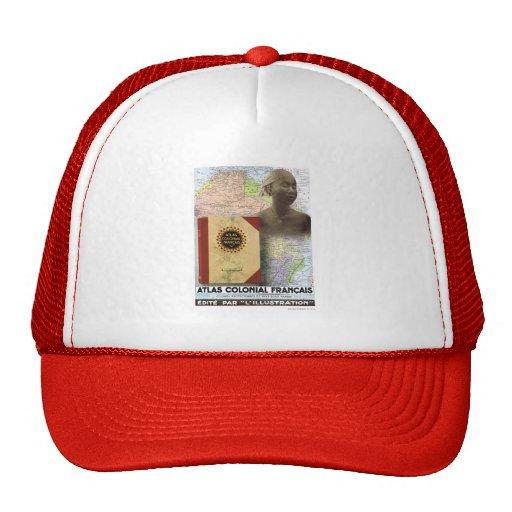Advertisement Atlas Colonial Française Hat
