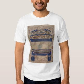 Advertisement for California Express (2546A) T Shirt