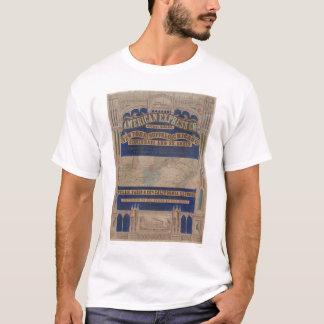 Advertisement for California Express (2546A) T-Shirt