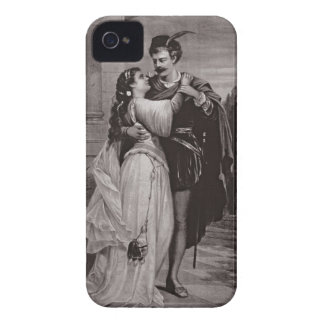 Advertisement for 'Romeo And Juliet', at the Opera iPhone 4 Cases