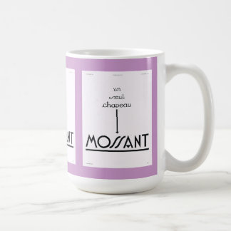 Advertisement, Mossant Mug