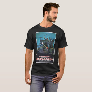 Advertisement-Movie-D.W.-Griffiths-Hearts-of-the-W T-Shirt