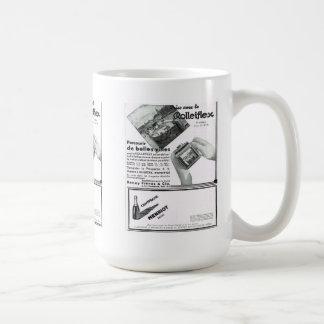 Advertisement, Rolliflex Basic White Mug