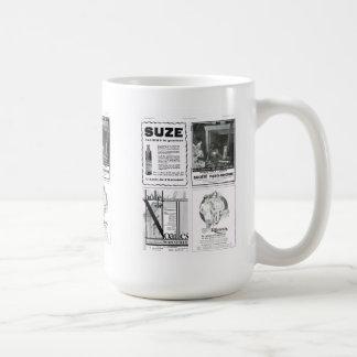 Advertisement, Suze and other Basic White Mug